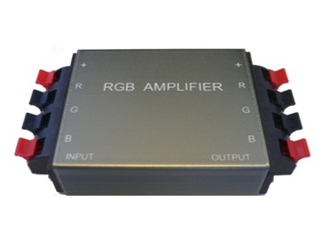 Amplificateur LED RGB
