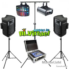Pack Sono DJ VIRTUEL
