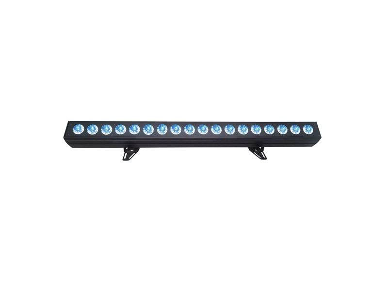 POWER LIGHTING - BARRE LED 18X15W QUAD
