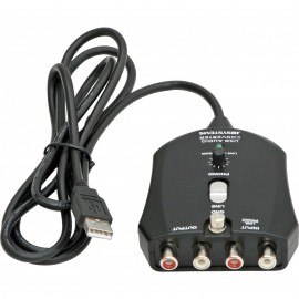 Jb systems usb audio converter