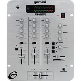 Table de mixage gemini ps 626i