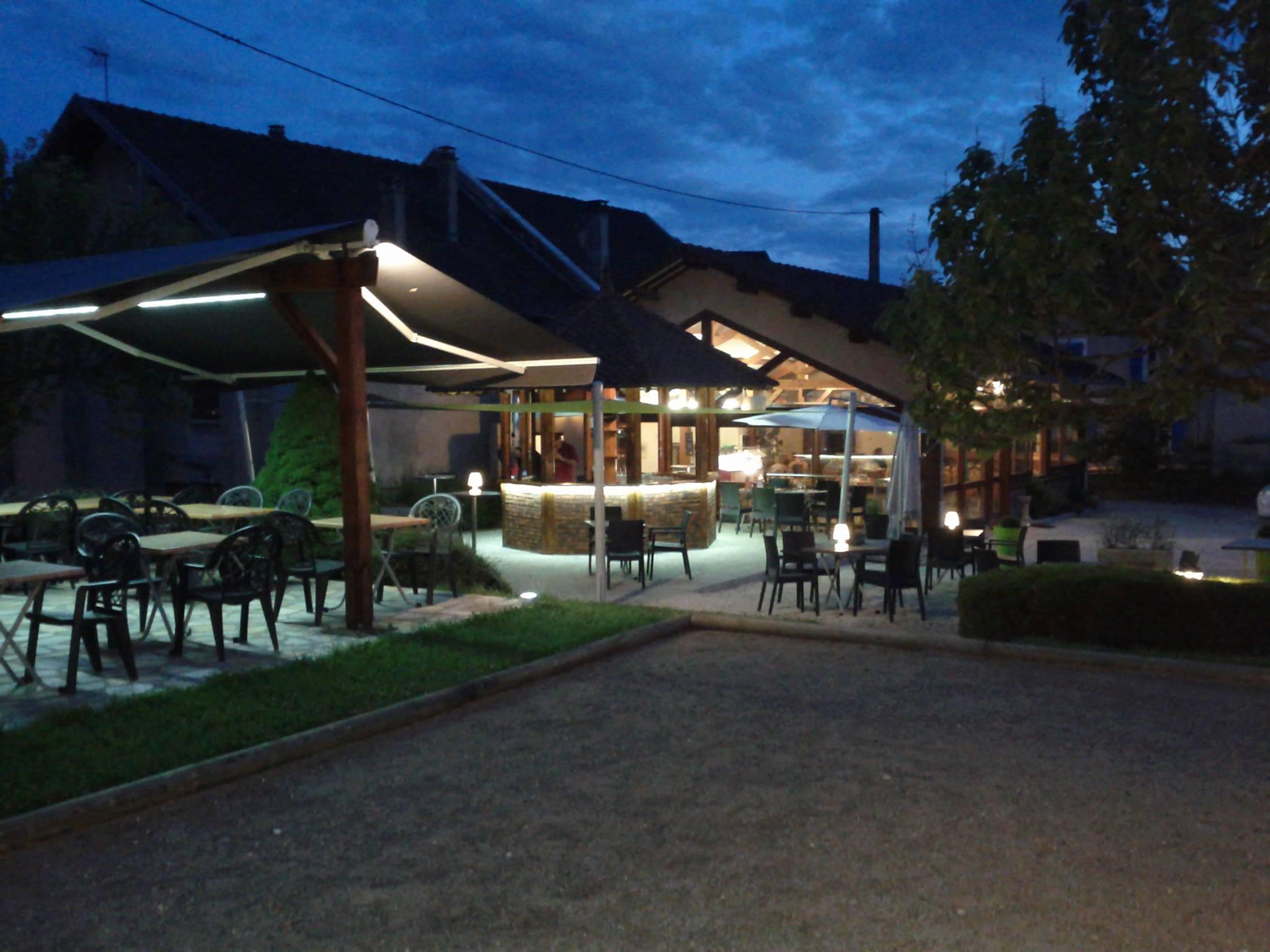 Restaurant la Guinguette Panissage
