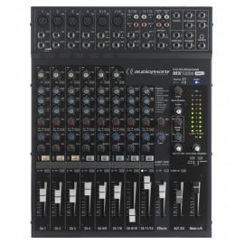 Mixage audiophony avec effets