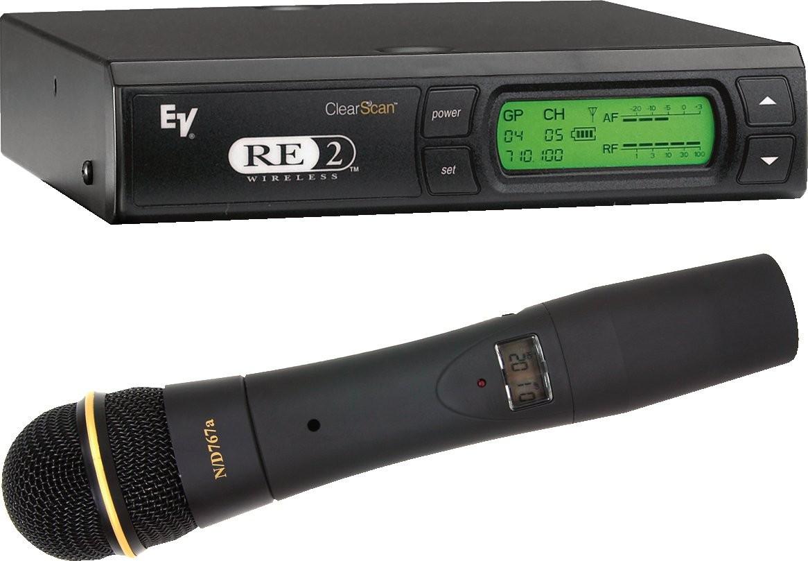 Electro voice Micro Main chant HF