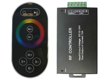 Contrôleur RGB touche sensitive