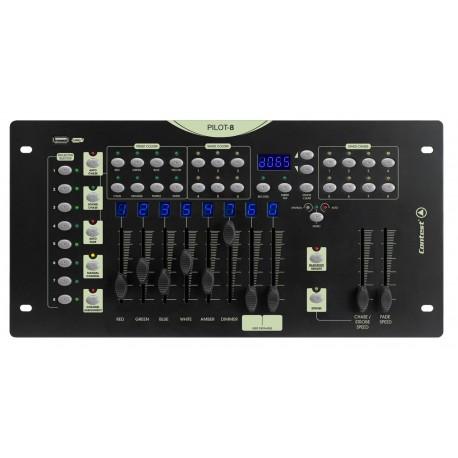 Console DMX Pilot-8