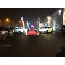 Inauguration Garage Volkswagen