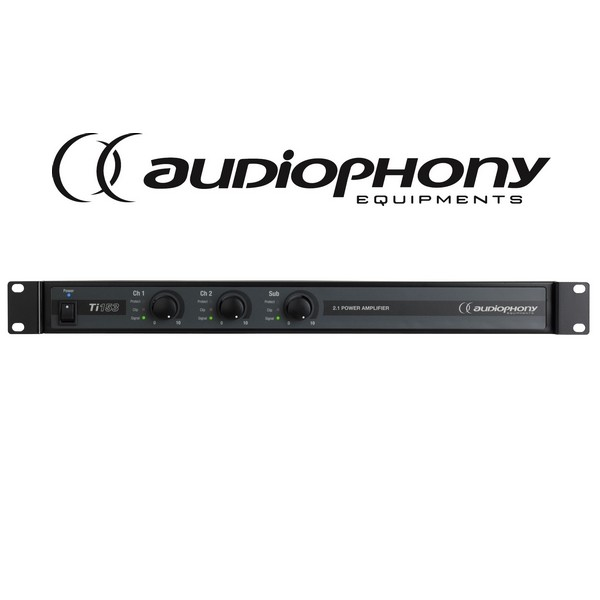 Audiophony Série TI