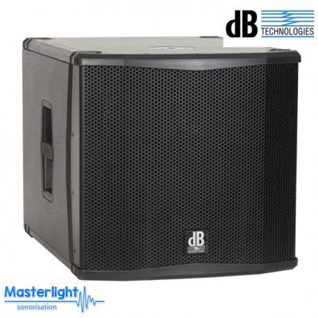 dB Téchnologies SUB-15H