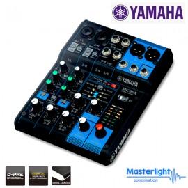Yamaha MG06X effets
