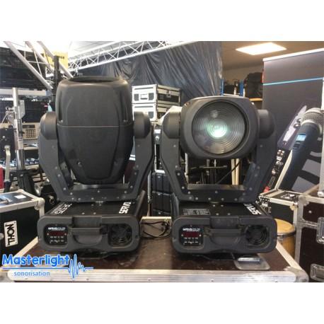 Barre a led motoriser 9X10W RGBW