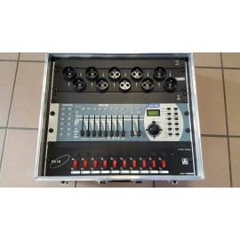 Console DMX nicols avec dispatching