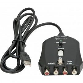 Jb systems usb audio converter