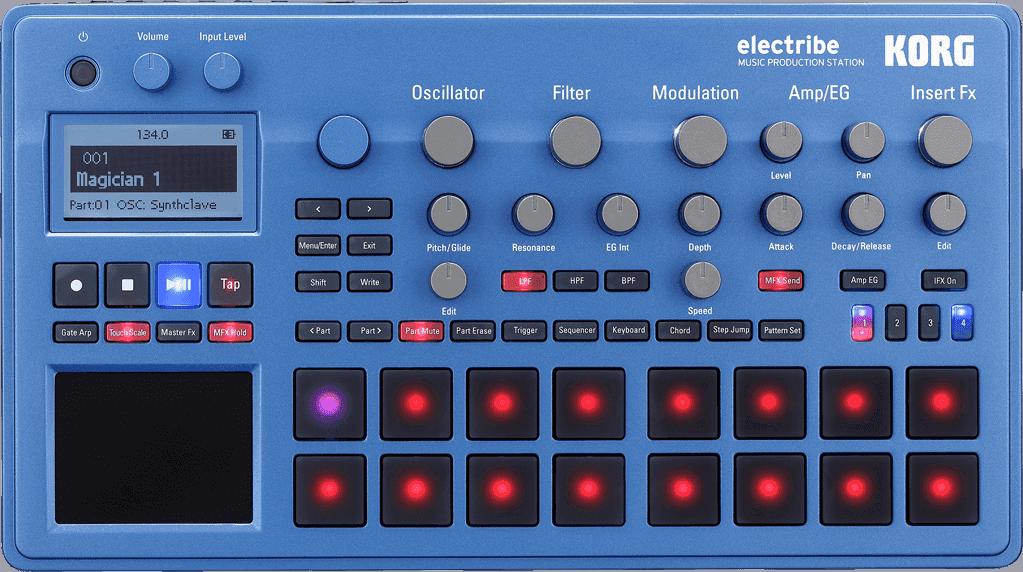 Korg electribe2 bl