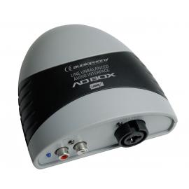 Audiophony ad-box
