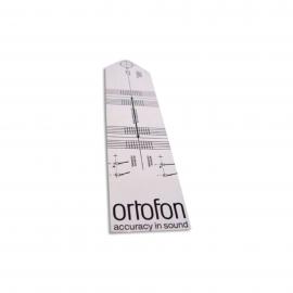 Alignement tool ortofon