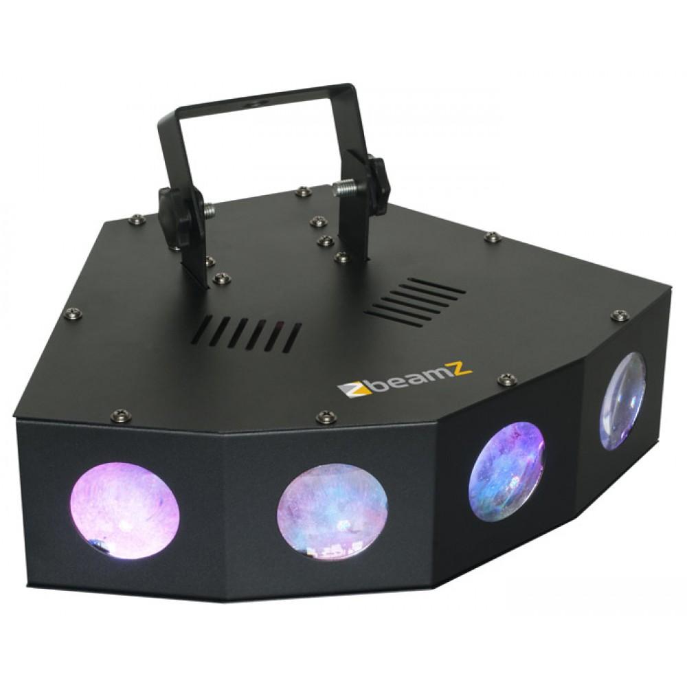 Tronios beamz mini 4 jeu light head moon led