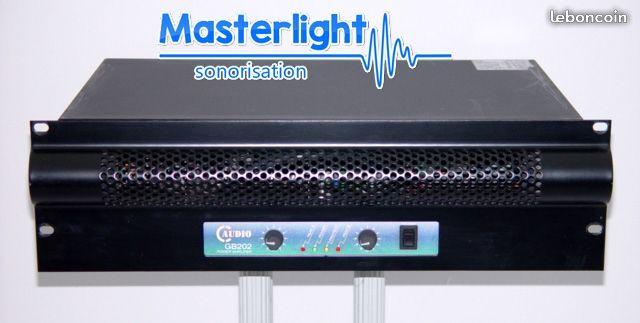 Ampli c audio gb202 neuf