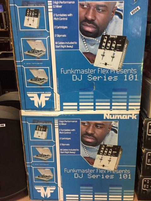 Numark funkmaster dj series 101