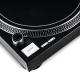 Platine Vinyle Entrainement direct avec entrée USB