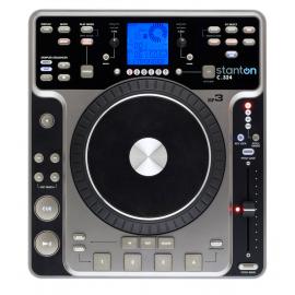 Platine cd a plat stanton MP3