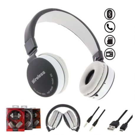 Casque europsonic ms881
