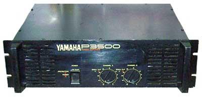 Ampli yamaha p3500