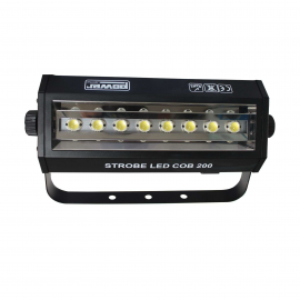 Power strobe led cob 200