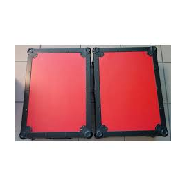 FLIGHT CASE FCD 2900 RS ROUGE