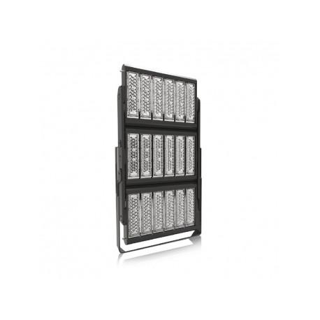 PROJECTEUR EXTERIEUR LED 230V 1000W 4000°K GRIS IP65