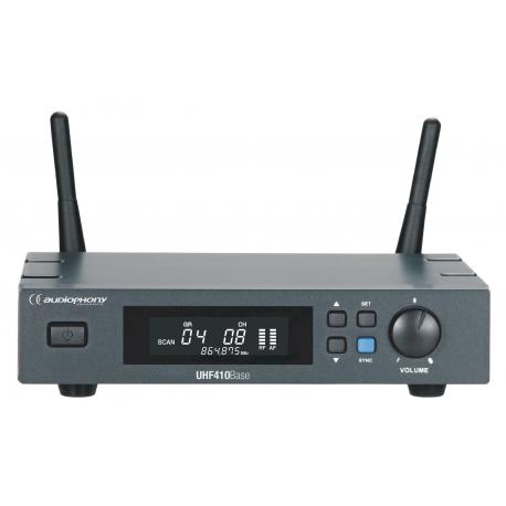 Audiophony UHF410-Base-F5