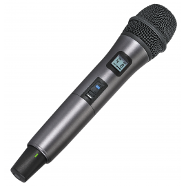 Audiophony UHF410-Hand-F5
