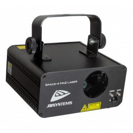 JB systems LASER SPACE-4 Mk2