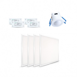 PACK DALLE DIMMABLE