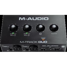 M-AUDIO - RMD MTRACK-DUO