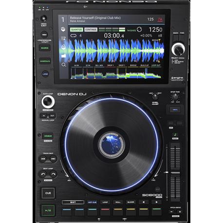 DENON DJ - DDE SC6000
