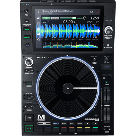 DENON DJ - DDE SC6000M
