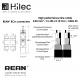Hilec CLPRO2RCA/3
